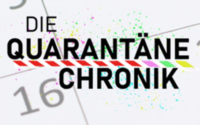 Programmpunkt Quarantäne-Chronik