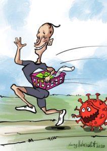 Read more about the article 8. Der schnellste Jogger der Welt (II)