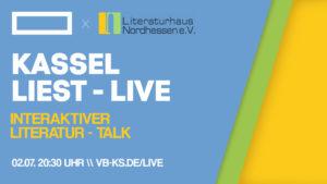 Poster LiveLesung