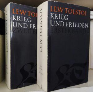 "Read more about the article Soll man ""Krieg und Frieden lesen""?"